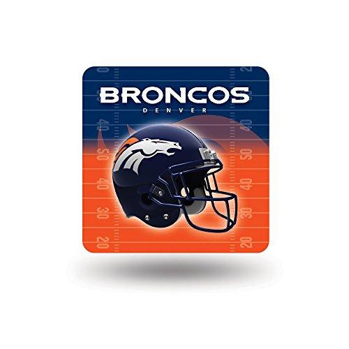 NFL Denver Broncos Premium Coaster Set