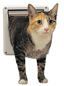 PetSafe Cat Flap, Small, White