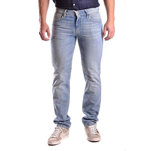 Jeans pr683 Bikkembergs Uomo 31 Blu