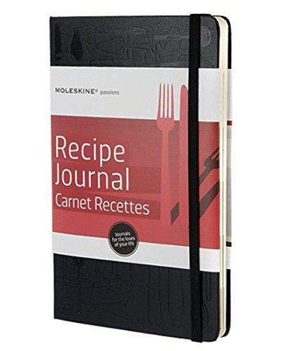 Moleskine Passion Journal - Recipe, Large, Hard Cover (5 x 8.25) (Passion Book Series) (Moleskin Passion Journal Recipe compare prices)