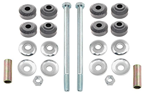 ACDelco 46G0000A Advantage Front Suspension Stabilizer Bar Link Kit with Hardware (Mustang Sway Bar compare prices)
