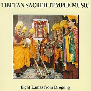 Eight Lamas From Drepung-Tibetan Sacred Temple Music-CD-FLAC-1990-FORSAKEN Download