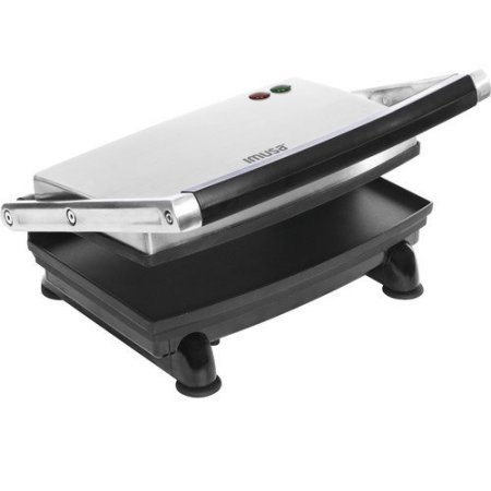 Panini Maker w/ Setting Dial and Adjustable height and lock knob feature (Cusinart Panini Maker compare prices)