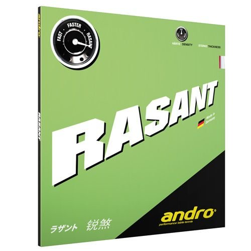 andro Belag Rasant, 1,9 mm, schwarz