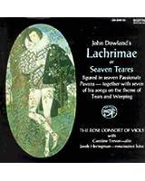 John Dowland : Lachrimae - or Seaven Teares