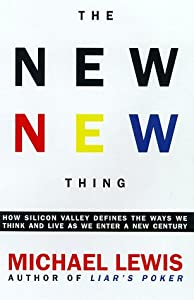 Cover of &quot;New New Thing&quot;