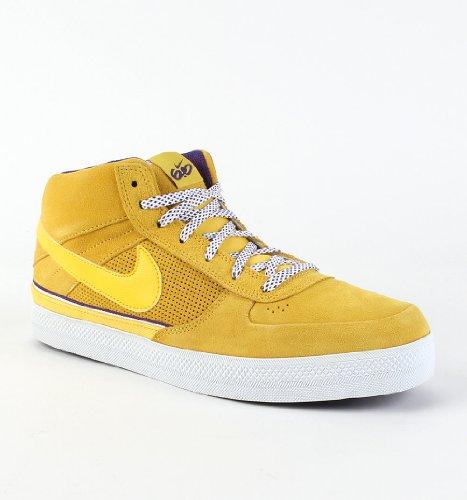 Nike 6.0 Mavrk Mid 2 New Sneaker - Yellow X 10 Size