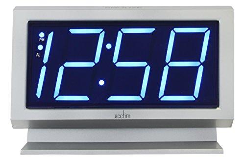 acctim-14217-labatt-led-silver-alarm-clock