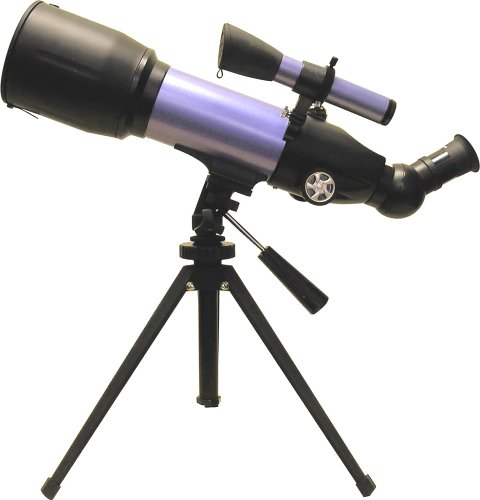 New Blue Portable CF350X Refractor Spotting Scope