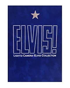 Lights! Camera! Elvis! Collection (Blue Hawaii / Easy Come, Easy Go / Fun in Acapulco / G.I. Blues / Girls! Girls! Girls! / King Creole / Roustabout / Paradise Hawaiian Style)