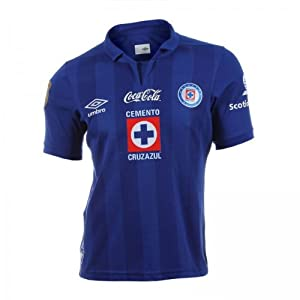 Umbro Cruz Azul Home Jersey 2013-2014 (S)