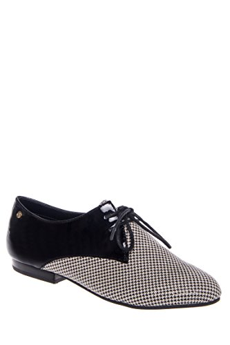 Grayson Low Heel Oxford