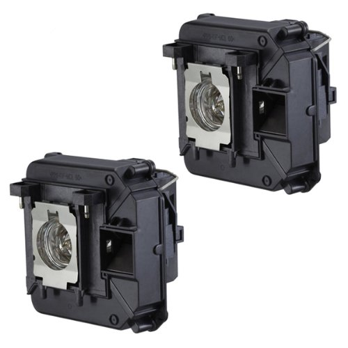 Powerwarehouse Epson Powerlite Home Cinema 3020 3D 1080P 3Lcd Projector Lamp By Powerwarehouse - Premium Powerwarehouse Replacement Lamp (Qty: 2Pcs)