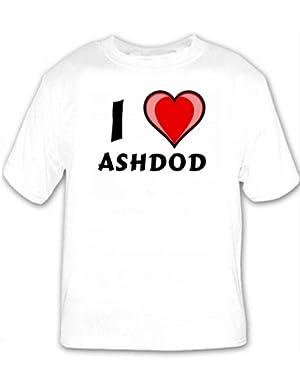 J'aime Ashdod T-shirt