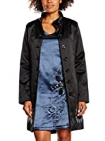 Desigual Trench Sunblue (Negro)