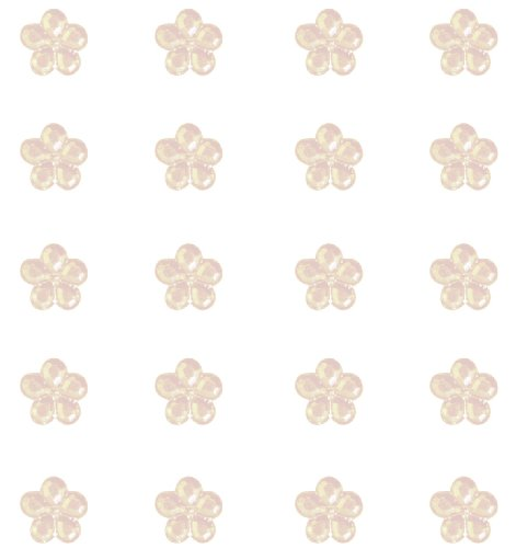 Jolee's Boutique Dimensional Bling Stickers, Pearl Flower Gems (Jolees Gems compare prices)