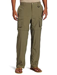 Columbia Men's Convertible Pant, Sage, X-Large (30-Inch)