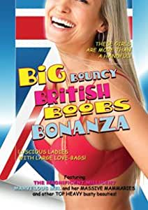 DVD - Big Bouncy British Boobs Bonanza - THESE GIRLS ARE MORE THAN A HANDFUL!