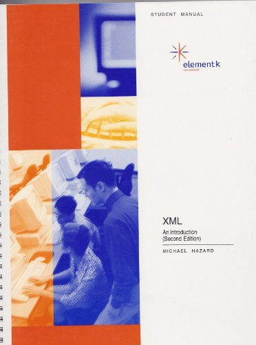 XML An Introduction (Second Edition)
