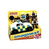Fisher-Price Imaginext Police Car
