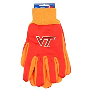 NCAA Officially Licensed Sport Utility Work Gloves by McArthur