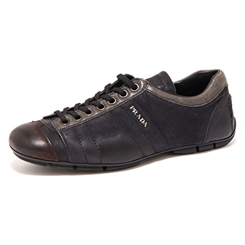 32684 blu sneaker PRADA SPORT scarpa uomo shoes men [6]