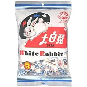 White Rabbit Candy