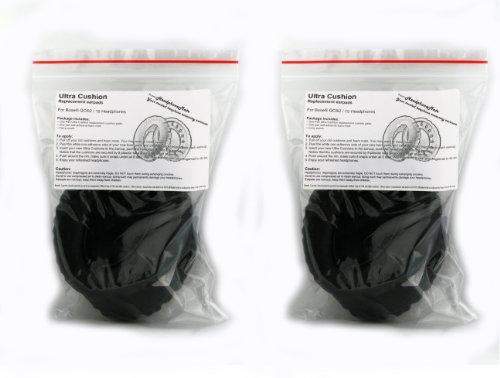 Replacment Ear Pads For Bose (2 Pair) Quietcomfort 2 - Qc 2 - Quietcomfort 15 -Qc 15 Headphones