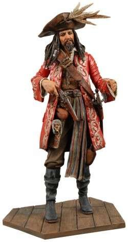 Picture of Diamond Disney's Pirates of the Caribbean: At World's End Captain Teague 18-Inch Statue Figure (B000WE30JM) (Diamond Action Figures)