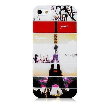 Eiffel Tower 30 Phone Case [Customizable by Buyers] [Create Your Own Phone Case] Slim Fitted Hard Protector Cover for Samsung Galaxy S5
