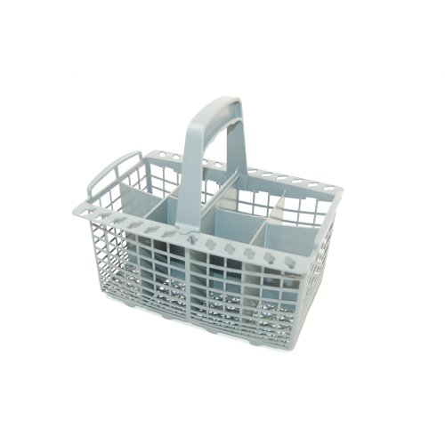 Genuine Hotpoint Dishwasher Grey Cutlery Basket C00111228