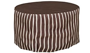 Budge P5A23MB2 60in. Diameter Round Table Cover with 20in. Drop (Discontinued by Manufacturer) from Budge Industries, LLC