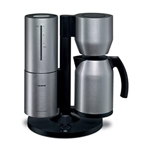 siemens tc911p2 thermo kaffeemaschine porsche design ii. Black Bedroom Furniture Sets. Home Design Ideas