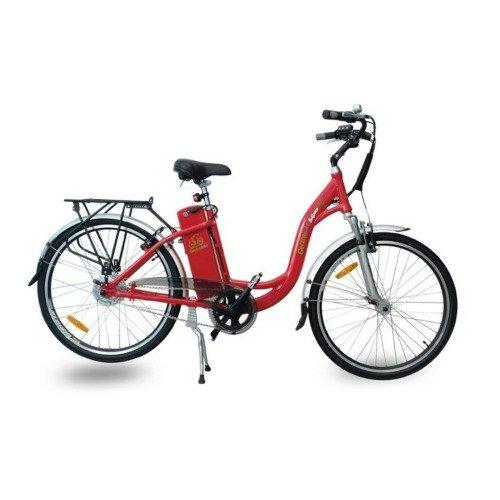 Electrobike Gama 350 Electric Bike - Red
