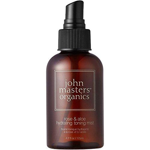 John Masters Organics Rose und Aloe Hydrating Toning Mist, 1er Pack (1 x 125 ml) thumbnail
