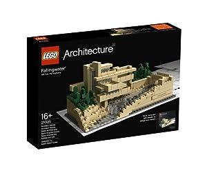 LEGO Architecture 21005 : Fallingwater