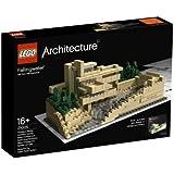 Lego Architecture - 21005 - Jeu de Construction - Fallingwater