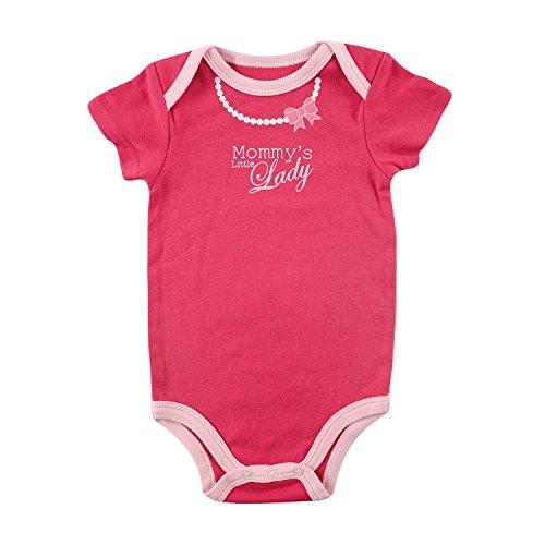 Luvable Friends -  Body  - Bebè femminuccia Rosa lady  XL
