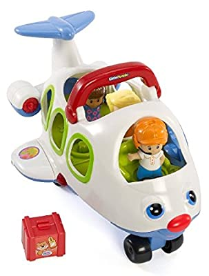 Fisher-Price Little People Lil' Movers Airplane by Fisher-Price Little People