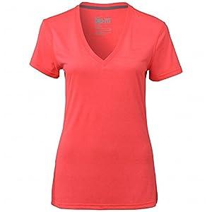 Nike V-Neck Legend Short-Sleeve WOMEN'S TRAINING SHIRT (S)