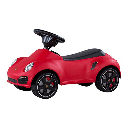genuine-porsche-911-carrera-baby-racer-toddle-kid-ride-on-car-push-car-red