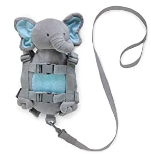 Carters Child of Mine 2 in 1 Harness Buddy Pal Elephant Boy or Girl