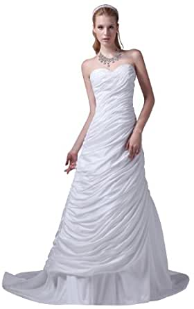 Herafa Wedding Dress Elegant NOw35015 At Amazon Womens Clothing Store