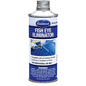 Eastwood urethane auto paint fish eye for Fish eyes in paint