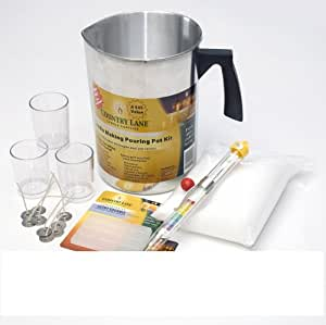 Amazon.com: 1 X Candle Making Beginner Kit