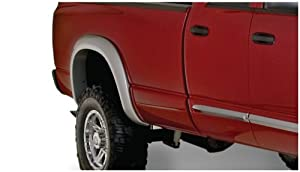 Bushwacker Dodge Extend-A-Fender Flare Rear Pair