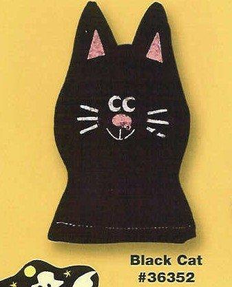 DR. DANIELS BLACK CAT CATNIP TOY