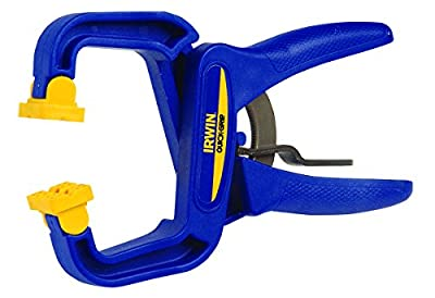 IRWIN Tools QUICK-GRIP One Hand Mini Bar Clamp