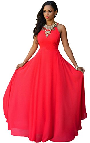bestime-womens-divine-red-crisscross-back-maxi-dress-one-size