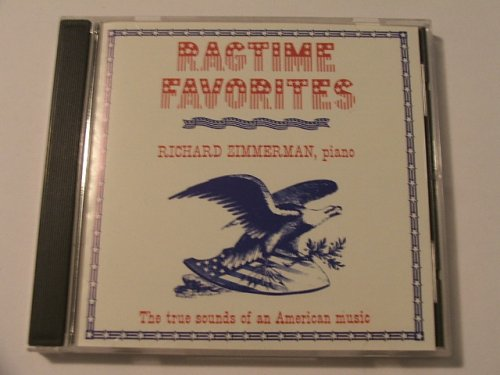 Ragtime Favorites - Richard Zimmerman by Richard Zimmerman
